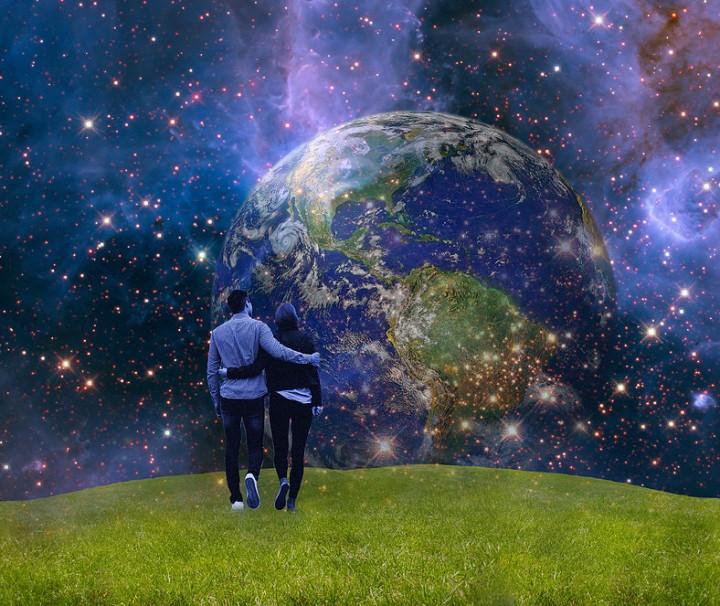 Высший выбор и что значит выражать любовь. Фото