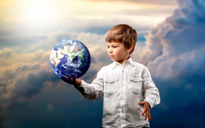 Мы все посланники и мы есть Большое Мировоззрение. Фото