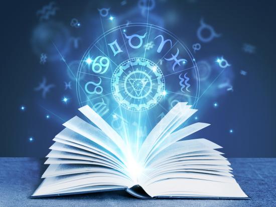 книга и знаки
